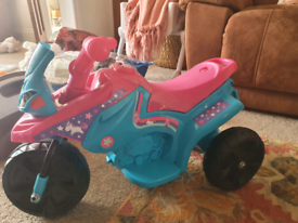 Childrens electric bike