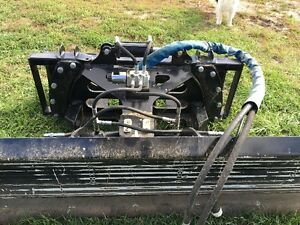 skid steer/track loader attachments Strathcona County Edmonton Area image 2