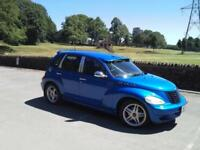 Chrysler PT Cruiser 2.2CRD Classic in Electric Blue RARE CAR