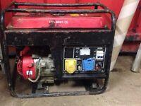 generator 110 v 230v 12 v