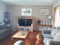 Move in ready!! FURNISHED BASEMENT KEYED ROOM IN THICKWOOD
