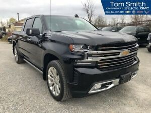 2019 Chevrolet Silverado 1500 High Country  6.2L V8 - 22IN WHEEL