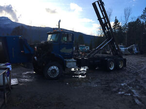 Western Star roll off truck parts or complete