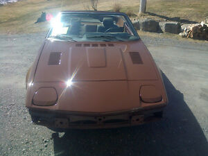 1980 Triumph TR7 RUST FREE BRAND NEW PAINT***LAST TIME***