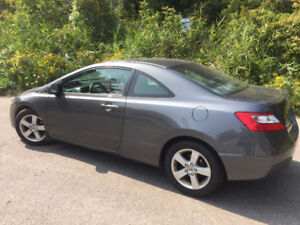 2010 Honda Civic LX-SR Coupe (2 door)