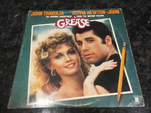 Grease 2 Disc LP