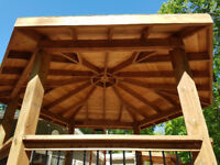 Decks, Pergolas, Fences and Gazebo's
