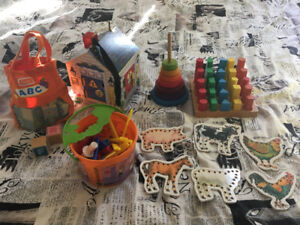 Educational Wooden Toys for toddler