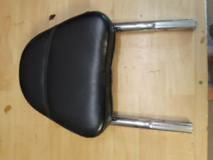 Motorcycle Parts - Backrest
