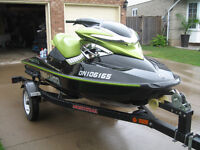 Seadoo RXP and Trailer