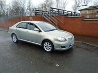 Toyota Avensis 2.0 D-4D 2007MY T3-S