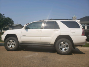 2005 Toyota 4 Runner Limited