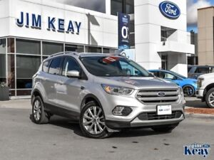 2018 Ford Escape Titanium  - $103.59 /Wk