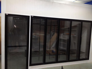 WALK-INS cooler/Freezer Cold Room- CHAMBRES FROIDES/CONGELÉES -