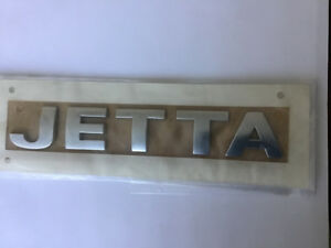 2003 VW JETTA Badge