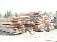 Wholesale Eastern White cedar lumber