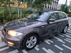 2008 BMW 1 SERIES 120d SPORT + 12 MONTHS MOT + FULL SERVICE HISTORY