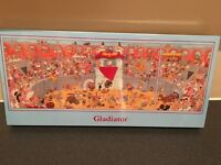 Gladiator Jigsaw - new in wrapping