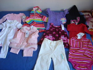 Baby Girl Clothing 0-6 months