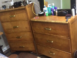 Antique Dresser Set For Sale!
