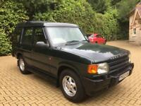 1997/P Land Rover Discovery V8i Automatic 7 Seater