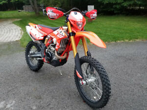 Beta 390 RR-S street legal enduro, only 650km