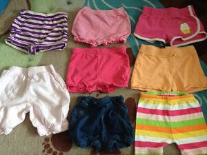 12-18 month shorts (8 total)