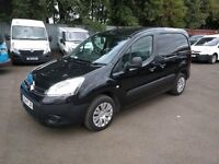 Citroen Berlingo 1.6 HDI MULTISPACE VTR 75HP (black) 2014