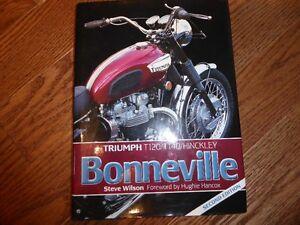 TRIUMPH MOTORCYCLE BOOKS - INDIVIDUALLY PRICED Kitchener / Waterloo Kitchener Area image 7