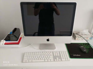 2007 iMac with Apple Keyboard for sale - $170 (Burnaby)