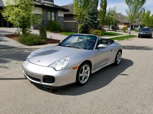2004 Porsche 911 Carerra 4S Cabriolet
