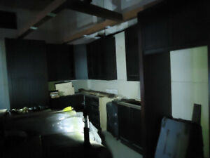 Kitchen Cabinets reduced price