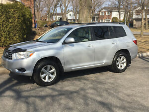 2008 Toyota Highlander AWD ****Une seule taxe à payer****