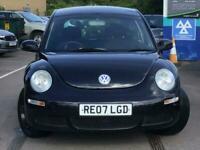 2007 Volkswagen Beetle 1.6 Luna 3dr Hatchback Petrol Manual