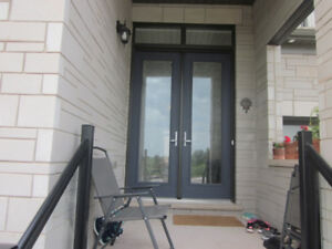 NEVER LIVED, ENSUITE 2 BEDROOM FOR RENT-- $1,000- IMMEDIATELY...