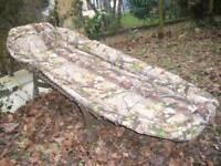 Trakker bedchair (really rare)