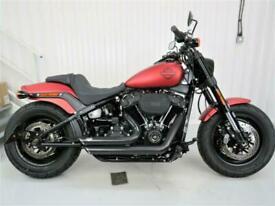 Harley-Davidson FXFBS FAT BOB 114 1868 2019 reg bike 1561 miles only superb