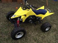 2008 ltr450 must sell $3600