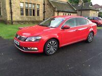 Volkswagen Passat 2.0 tdi sport bluemotion, sat Nav £30 road tax