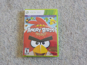 Angry Birds Trilogy (works with Kinect)