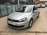 Volkswagen Golf 1.6TDI ( 105ps ) BlueMotion Tech Match 5 DOOR - 2011 11-REG