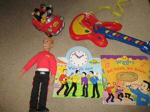 wiggles items