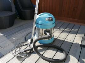 Eruber vacuum, dust extractor