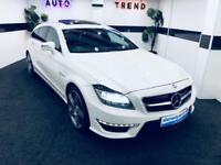 Mercedes-Benz CLS63 AMG 5.5 Blue F ( s/s ) Shooting Brake 7G-T Plus 2013MY 63