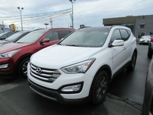 2015 Hyundai Santa Fe Luxury leather sunroof navi loaded