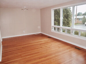 West end, quiet, renovated, spacious, large backyard
