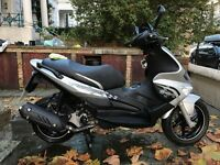 2015. Gilera Runner 125. Low mileage!