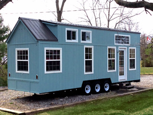 """""""Tiny House""""  looking for land to call """"HOME"""""""