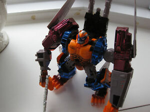 TRANSFORMERS 1998 - « BEAST WARS TRANSMETAL OPTIMAL OPTIMUS ».*
