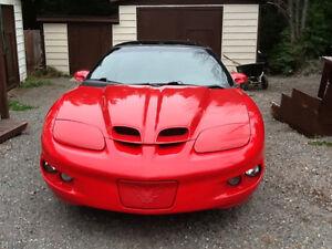 1999 Pontiac Firebird Coupe (2 door)